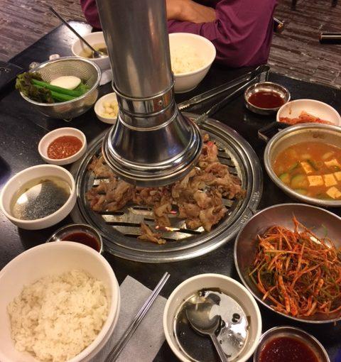 ソウルの旅 Kaoruと師匠ズと姫君たち in 韓国