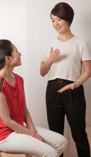 ランチに学ぶ- 演じることの本質「相手の立場に立つ」のリアリティー